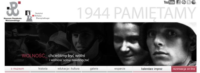 Wirtualne Muzeum Powstania Warszawskiego