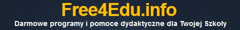 Free4Edu.info - darmowe programy i pomoce dydaktyczne