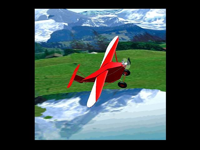 flight model simulator 01